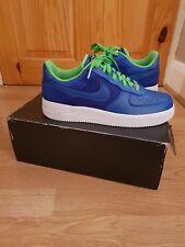 06dd1cc2efa00 Mens Nike Aire Force 1 x Huarache SP Premium - Blue/Green - UK 8