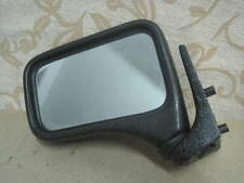 NOS LEFT SIDE MIRROR FIAT 131 BRAVA MIRAFIORI SUPERMIRAFIORI ABARTH