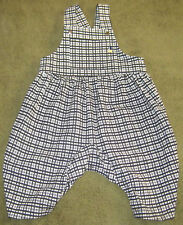 New Gumboots Size 12 Months Unisex 100% Cotton Romper Overalls (Made in Canada)