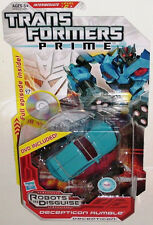 TRANSFORMERS PRIME RID ANIMATED RUMBLE FRENZY IDW GENERATIONS CLASSICS MISB RARE