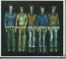 (406B) They Think They are the Robocop Kraus - DJ CD