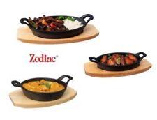 Ollas y cacerolas de cocina color principal negro de hierro fundido