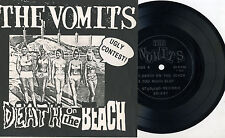 """Vomits - Death On The Beach 7"""" Flexi Swankys Gai Confuse Disclose Zouo Outo SOB"""