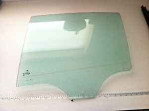 2004-2008 BMW 750i E65 E66 ~ LEFT REAR DOOR WINDOW GLASS  ~ OEM PART