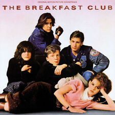 The Breakfast Club ORIGINAL MOVIE SOUNDTRACK New Sealed WHITE COLORED VINYL LP