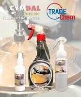 CYMBAL GOLDEN Cleaner and Reviver - Supreme Cleaning Action by Trade Chem