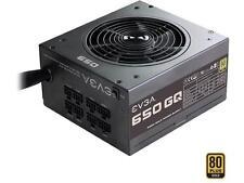 EVGA 650 GQ 210-GQ-0650-V1 80+ GOLD 650W Modular EVGA ECO Mode Power Supply