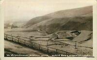 1920s Goldendale Maryhill Hoops North Bank Highway Washington RPPC 7417