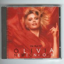 CD The Best of OLIVIA NEWTON-JOHN South Korea Munhwa Records MDCD-1023 rare