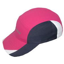 Ladies Berghaus Pink Blue White Vapour Light Womens Mesh Hiking Cap S/M