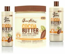 Queen Helene Cocoa Butter Face + Body Creme Lotion For Extremely Dry Skin *ALL*