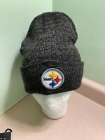 NFL PITTSBURGH STEELERS 47 Brand Knit Hat Brain Freeze Beanie Stocking Cap