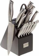 Emeril Cutlery E9044Gb 15-piece Block Knife Set