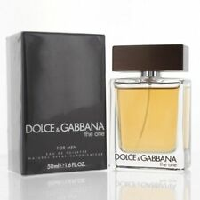 D&G The One 1.6 Oz Edt Spray By Dolce & Gabbana New In Box For Men Sealed