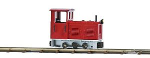 Busch 12123 Gauge Hof - Diesel Locomotive Lkm NS 2f # New Original Packaging #