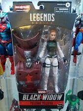 "Marvel Legends Black Widow wave Yelena Belova 6""Action Figure w/BAF Crimson Dyn."