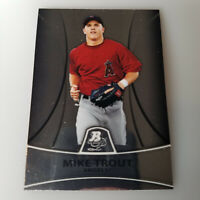 2010 Bowman Platinum Prospects MIKE TROUT Rookie #PP5 Angels RC NICE
