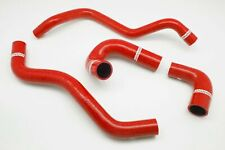Autobahn88 RED Silicone Coolant Hose Kit Fit FIAT Abarth 500 AT / MT 2007 - 2015