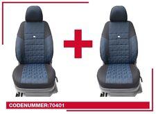 Mercedes B Klasse W245 Maß Schonbezüge Sitzbezüge Fahrer & Beifahrer 70401