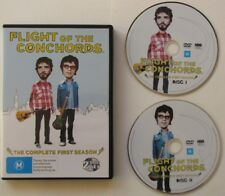 FLIGHT OF THE CONCHORDS COMPLETE FIRST SEASON..2 DISC REGION 4 DVDS