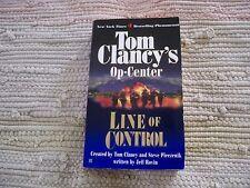 Op-Center Ser.: Line of Control 8 by Steve Pieczenik, Jeff Rovin and Tom Clancy