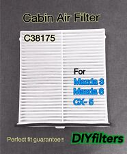 C38175 Cabin Air Filter For Mazda CX-5 Mazda3 Mazda6 2014-2016 US Seller
