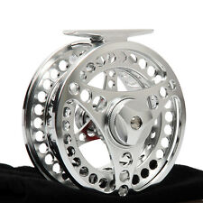 CNC Machined Fly Reel 3/4 5/6 7/8 9/10WT Large Arbor Fly Fishing Reel