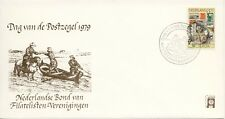 Envelop Dag van de Postzegel 1979