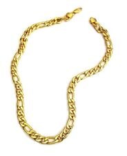 Gold Chunky Thick Long Link Chain Necklace Women Mens Fancy Dress Gift Jewellery
