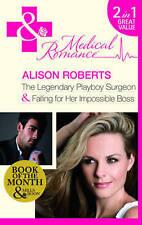 """VERY GOOD"" Roberts, Alison, The Legendary Playboy Surgeon: The Legendary Playbo"