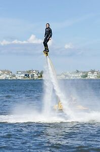 X Board IV, HydroFlying Water Sports Equipment  water jet pack ready to fly kit