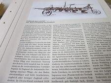 Kaiserreich Archiv 3 Wirtschaft 3220 Motoranhängepflug Dampfpflug Fa. Sack