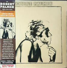 Robert Palmer ‎– Secrets  Cd Sealed Limited Edition Digitally Remastered