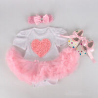 New Handmade Baby Clothes Fit for 22'' Reborn Doll Lifelike Short Pants AL