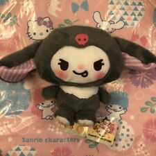 Sanrio My Melody Kuromi Plush From Japan
