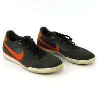 Nike Field Trainer Men's Size 11 US Green Orange Sneaker Lace Up 443917-081