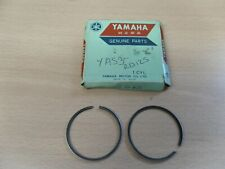 YAMAHA RD125 AS-3 +0.25 Piston rings Nos part 396-11610-10