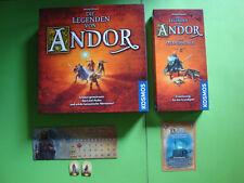Die Legenden von Andor + Der Sternenschild + Die Wunschbrunnen + Orfen Erw.