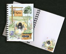 Pekingese Dog Notebook/Notepad + small image on every page by Starprint