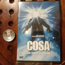 LA COSA - CARPENTER   Dvd  .... Nuovo