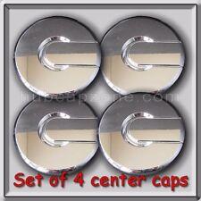 Chrome Hummer H2 Center Caps, Hubcaps. Fits 2006-2007 Stock OEM Wheels Set of 4