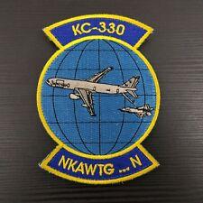 KC-330 Cygnus NKAWTG Patch S Korea ROKAF Nobody Kicks Ass Without Tanker Gas