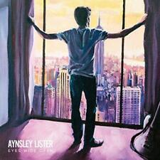 Aynsley Lister - Eyes Wide Open (NEW CD)