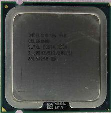 Intel Celeron 440 2.0 GHz 512k 800 FSB (SL9XL)