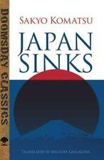 Japan Sinks by Sakyo Komatsu (Paperback, 2016)