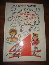 (E146) ALTES KINDERBUCH EIN WOLKENTIER UND NOCH MAL VIER FRED RODRIAN/W.KLEMKE