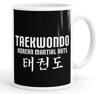 Taekwondo Korean Martial Arts Funny Mug Cup