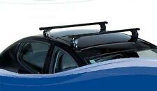 Mont Blanc Baca barras cruzadas se ajusta Peugeot 508 4dr Saloon 2010 en adelante