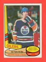 1980-81 OPC O PEE CHEE Wayne Gretzky # 87 2nd Yr Card Nrmnt-Mt Pack Fresh