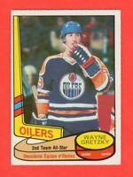1980-81 OPC O PEE CHEE Wayne Gretzky # 87 2nd Yr Card Nrmnt-Mt Pack Fresh